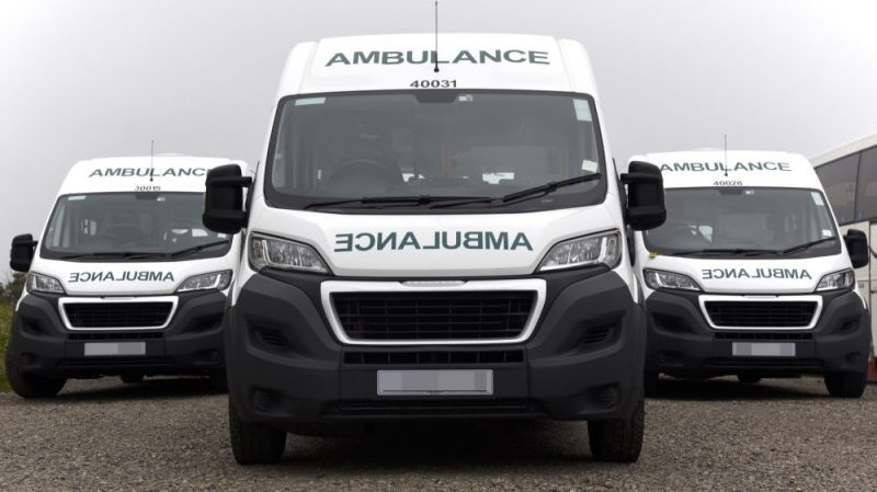 WMAS PTS Ambulances