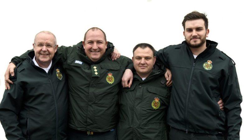 PTS staff
